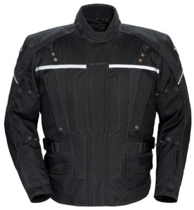 Black Tourmaster Transition 2 Jacket