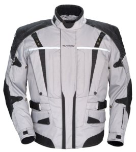 Silver Tourmaster Transition 2 Jacket