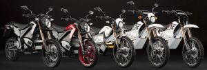 Zero Motorcycles Product Line